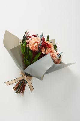 Dried Hydrangea Bouquet Anthropologie