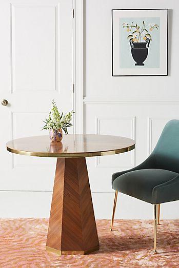 Unique Dining Tables Kitchen Anthropologie