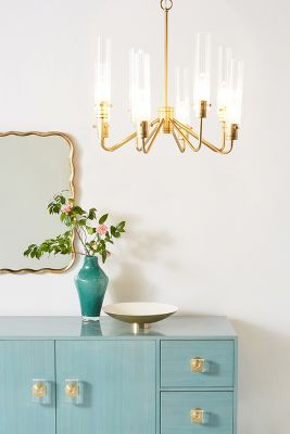 Neo Chandelier by Anthropologie