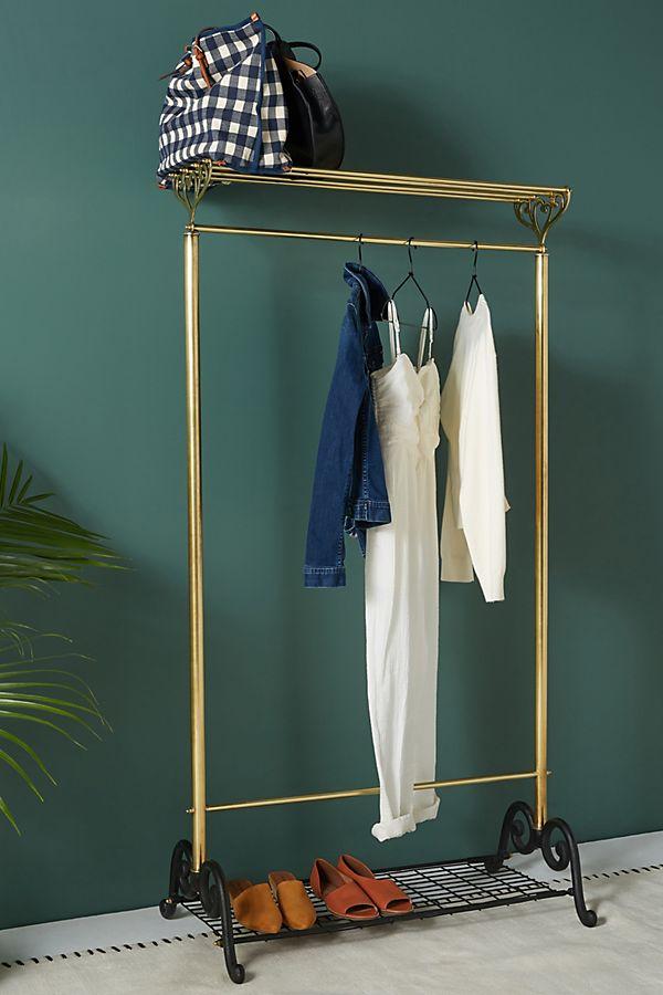 Slide View: 1: Lorelei Garment Rack