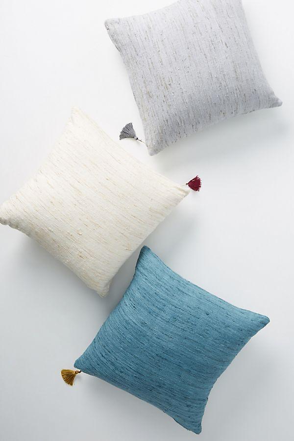 Slide View: 1: Shiloh Silk Pillow