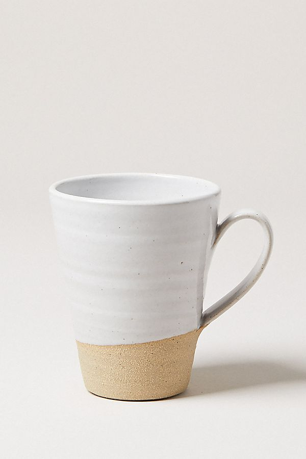 Slide View: 1: Farmhouse Pottery Tall Silo Mug