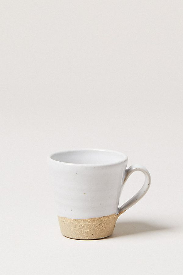Slide View: 1: Farmhouse Pottery Espresso Cup