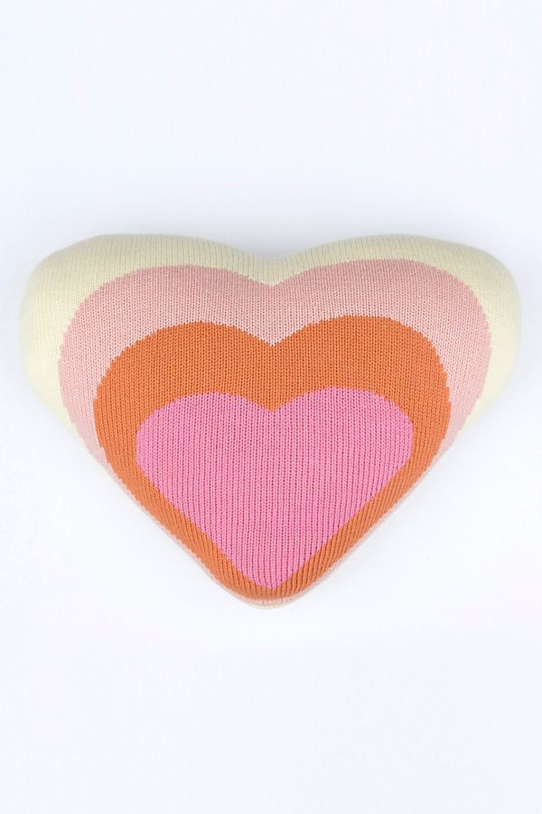 Slide View: 1: Blabla Kids Heart Pillow