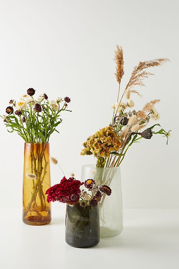 Slide View: 4: Soho Home x Anthropologie Barcelona Glass Vase