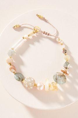 Chan Luu Mixed Stone Bracelet by Chan Luu