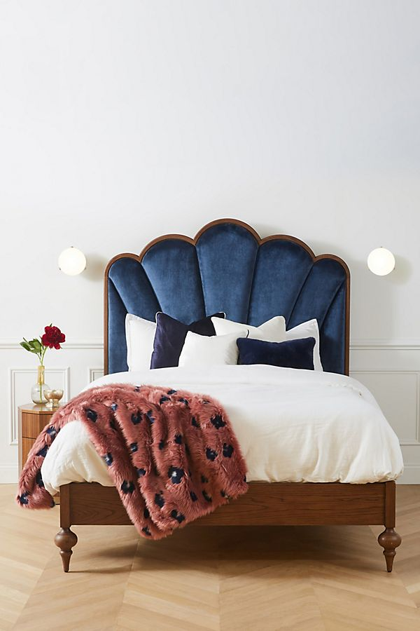 big sale e1117 06cbc Soho Home x Anthropologie Sofia Bed