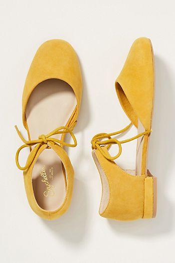 9666fcea6ae1 Seychelles Ankle Tie Flats