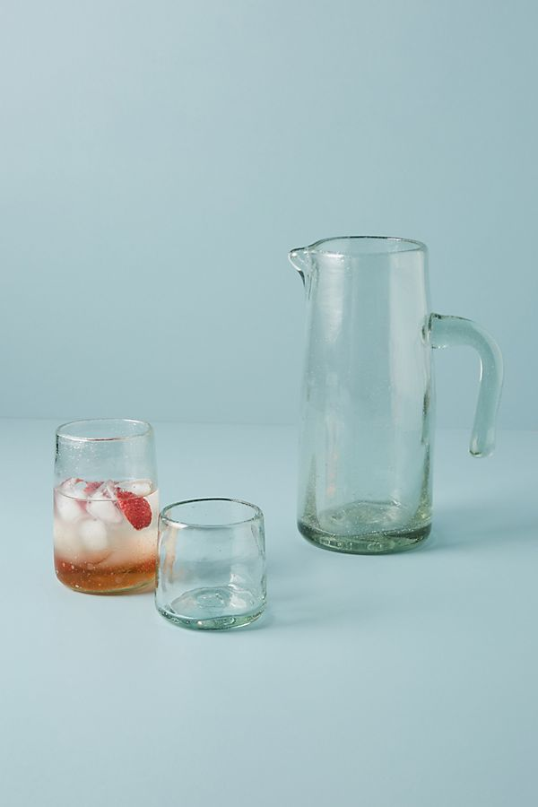 Slide View: 3: Soho Home x Anthropologie Barcelona Stemless Wine Glass