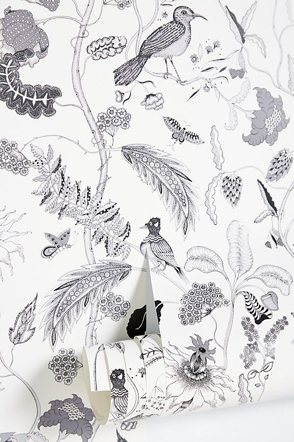 Slide View: 1: Florence Balducci Fantaisie Wallpaper