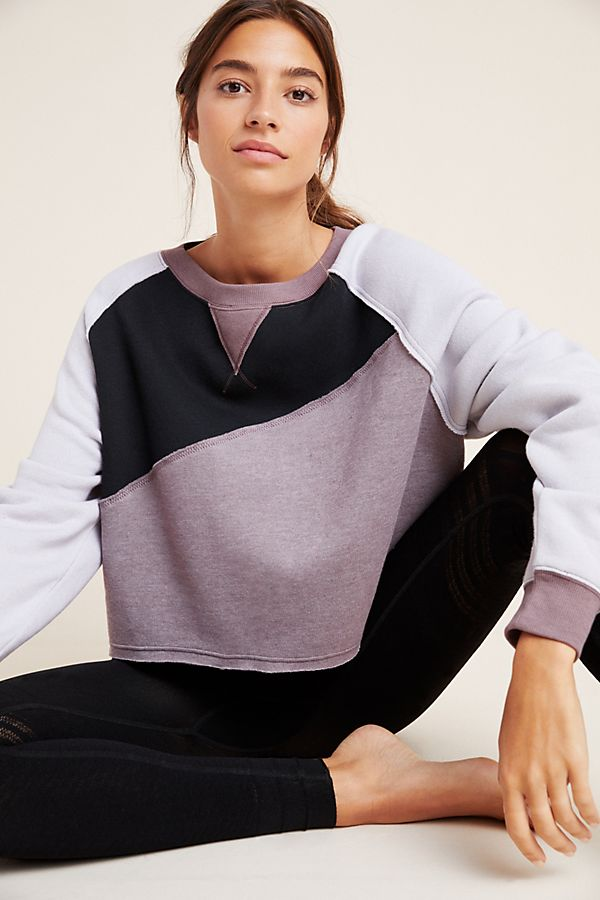 Slide View: 1: Free People Movement Kindle Up Pullover