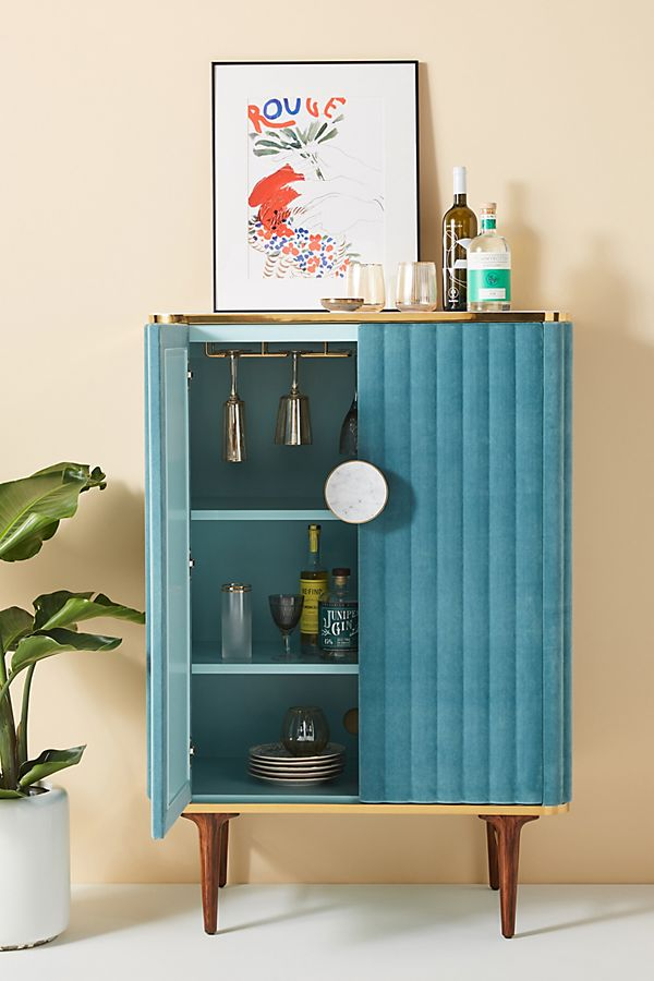 Slide View: 1: Juneau Bar Cabinet