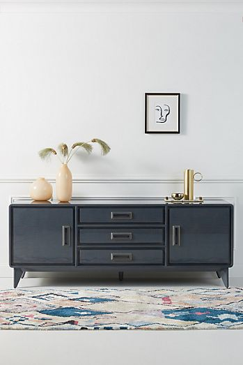 brand new 09540 b59a4 blue - Sideboards & Dining Room Buffets | Anthropologie