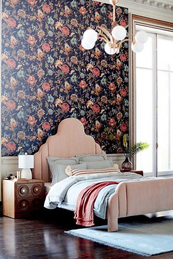 Slide View: 3: Soho Home x Anthropologie Landyn Throw Blanket