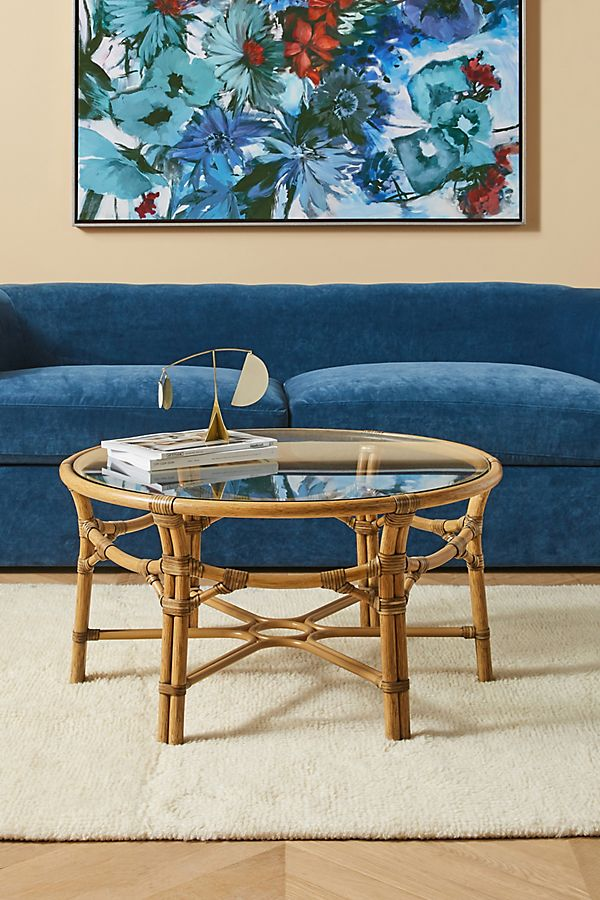 Slide View: 1: Soho Home x Anthropologie Taylor Coffee Table