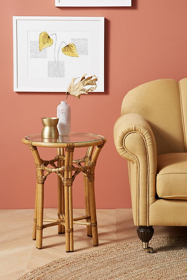 Slide View: 1: Soho Home x Anthropologie Taylor Side Table