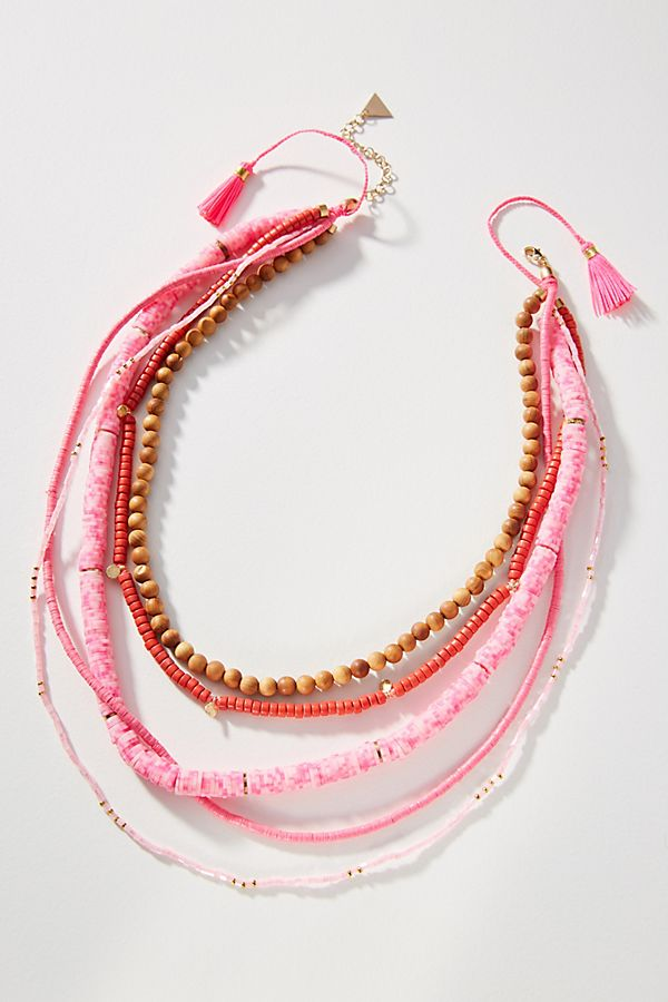 97e776b0d32394 Eve Layered Necklace   Anthropologie