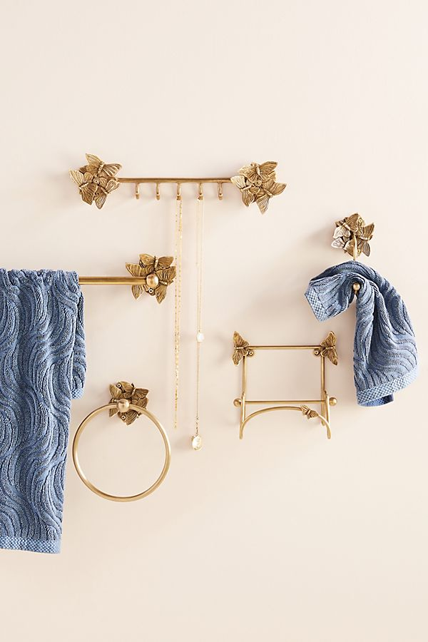 Slide View: 2: Melody Towel Bar