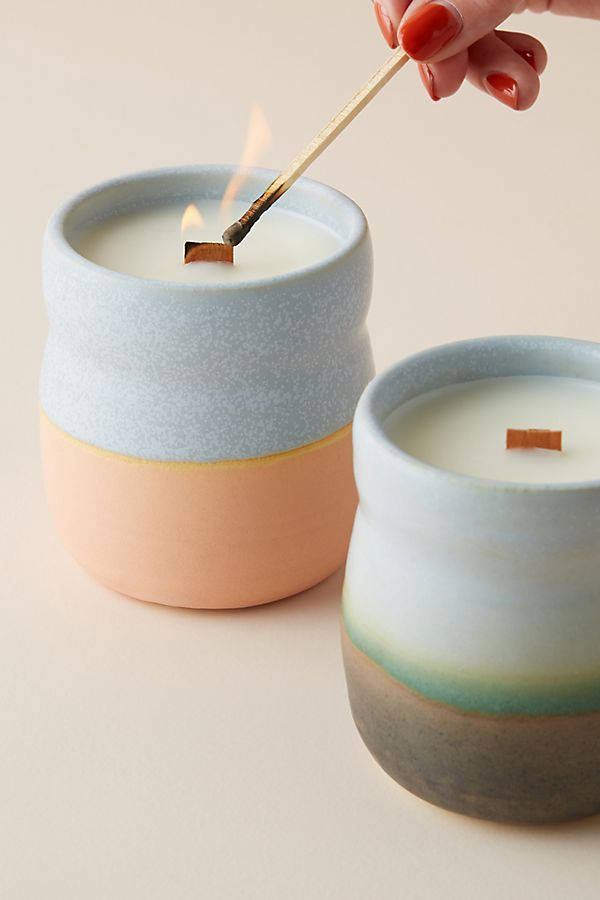 Slide View: 2: Cozier Studios Boxed Candle