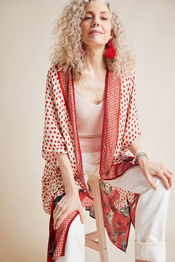 Slide View: 1: Aviriska Kimono