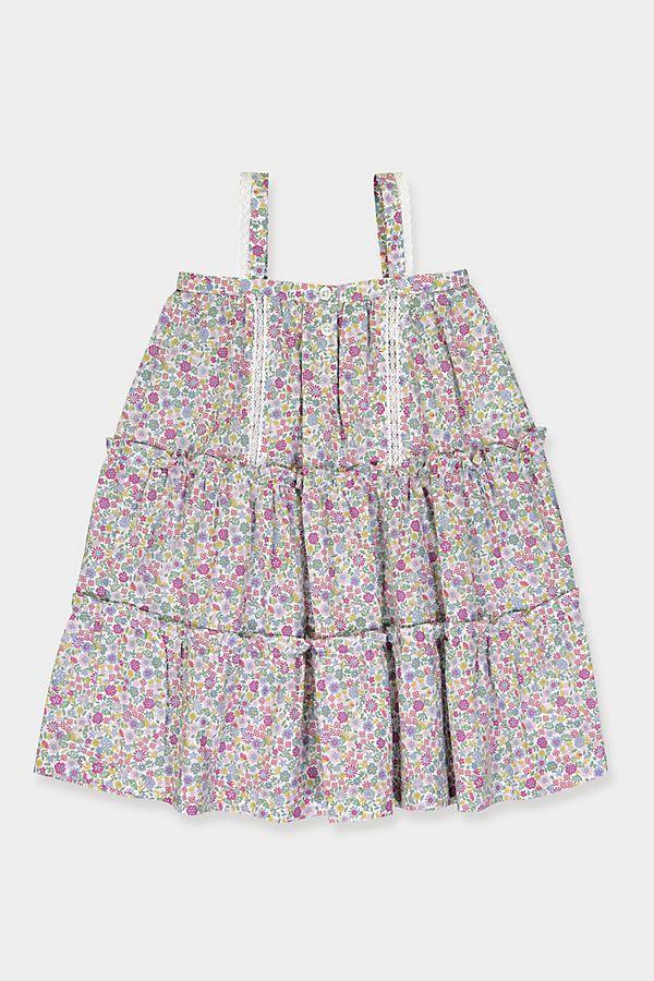 Slide View: 1: Petite Lucette Eugenie Dress