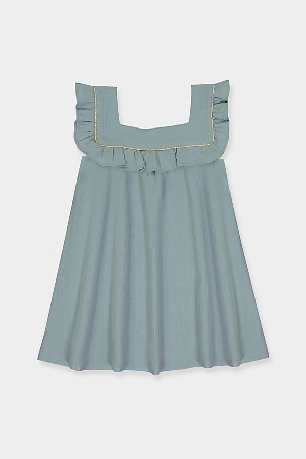 Slide View: 1: Petite Lucette Venice Dress