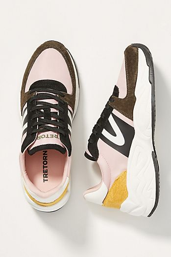 efe0a6f10 Tretorn Lexie Sneakers