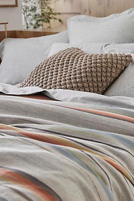 Slide View: 3: Coyuchi Mojave Linen Blanket