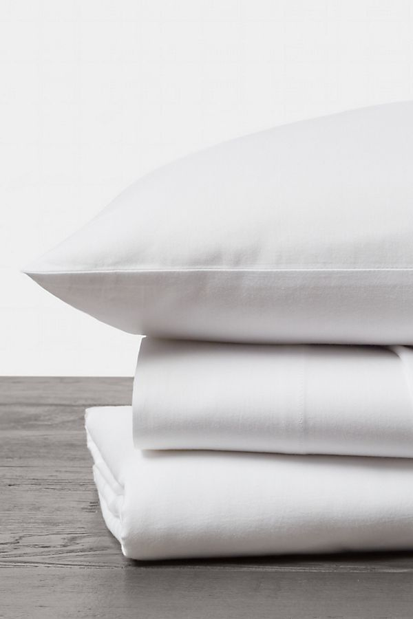 Slide View: 1: Coyuchi Soft Washed Organic Sheet Set