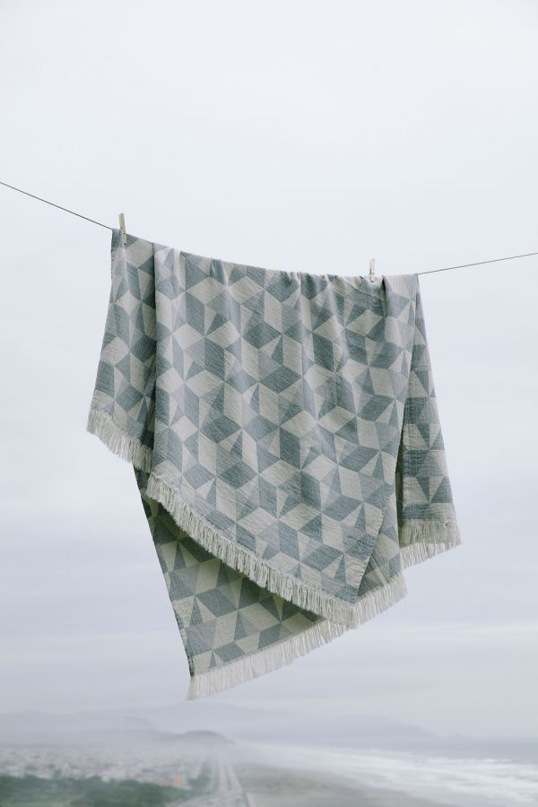 Coyuchi Pismo Organic Blanket