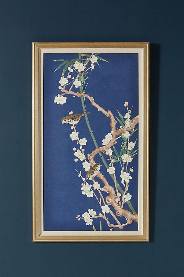 Slide View: 2: Branch in Bloom Wall Art