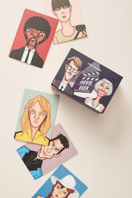 Printworks Movie Geek Trivia Game by Printworks