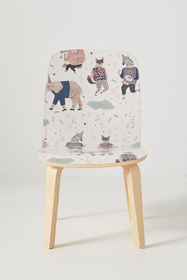 Slide View: 1: Cecile Metzger Jamboree Tamsin Kids Chair