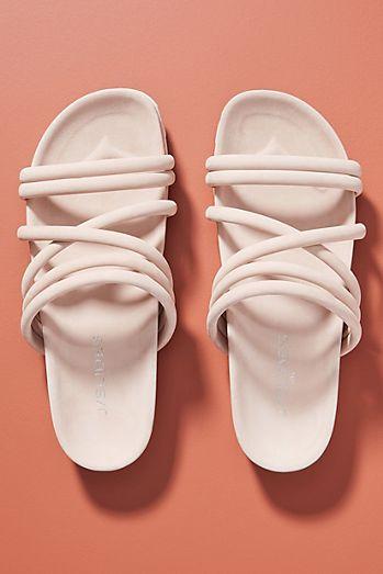 ca48a5c12d38 J Slides Strappy Slide Sandals