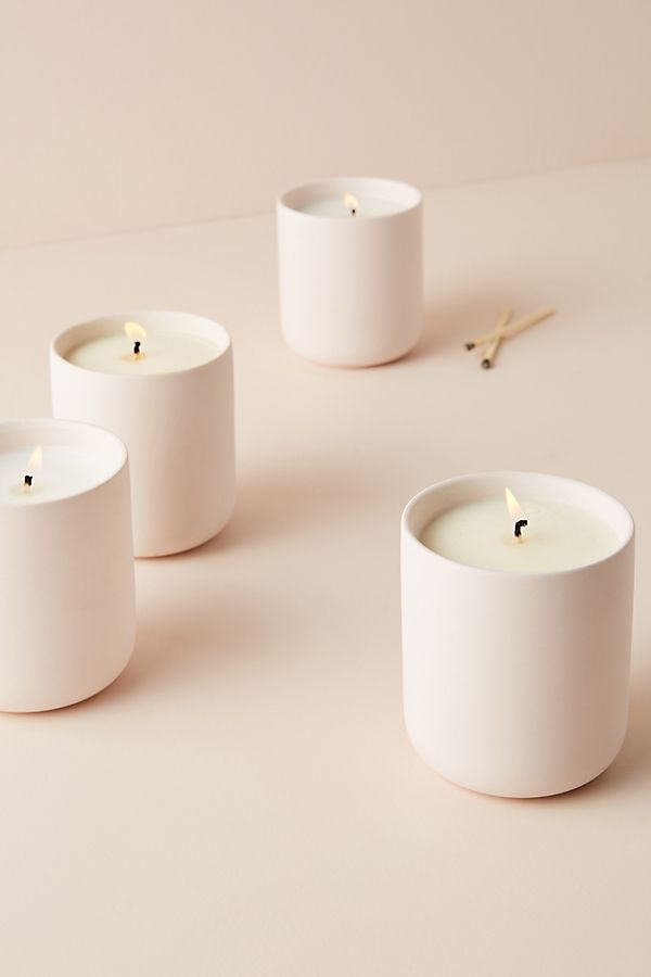 Slide View: 2: Ceramic Aura Candle