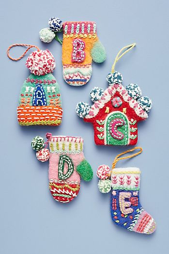 Christmas Ornaments Holiday Decor Anthropologie