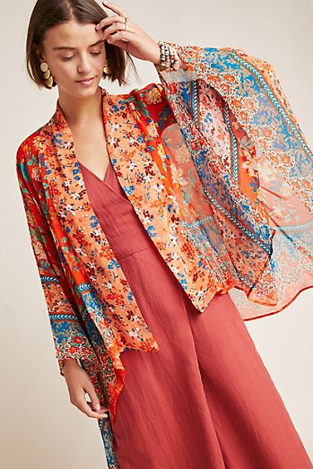 1a4e3352d51 Kimonos | Long & Short Kimonos | Anthropologie