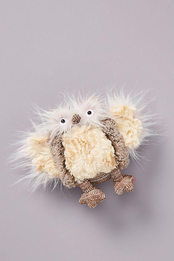 Slide View: 1: Olivia the Owl Stuffed Animal