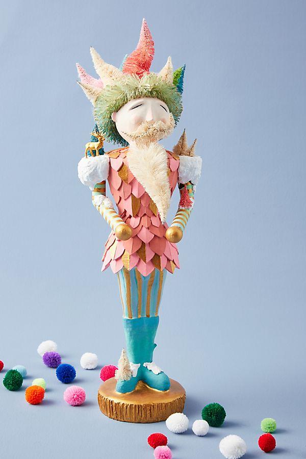 Slide View: 1: Whimsical Nutcracker King