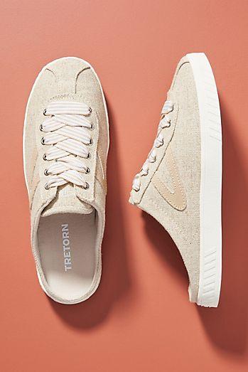 ce6771efd04 Tretorn Slide Sneakers