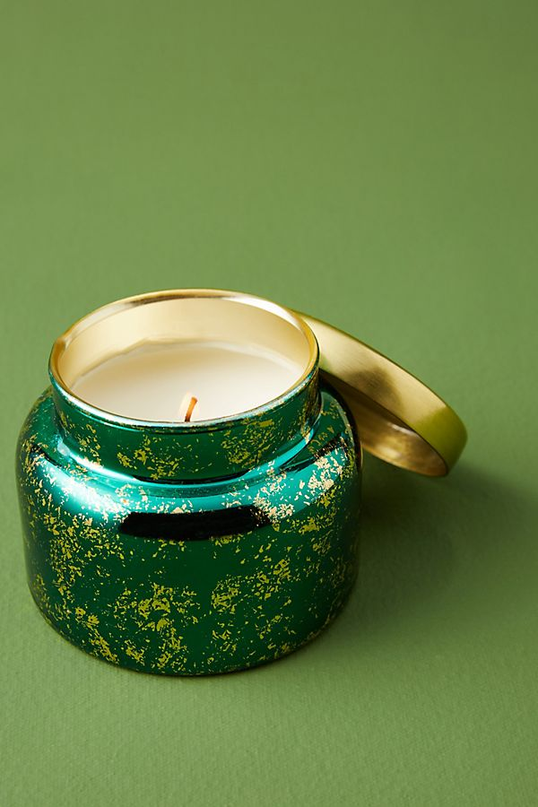 Anthropologie Candle Fir and Firewood