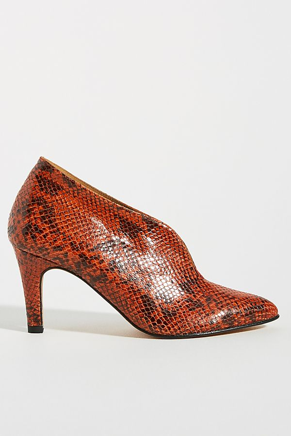 Slide View: 1: Emma Go Lea Heeled Booties