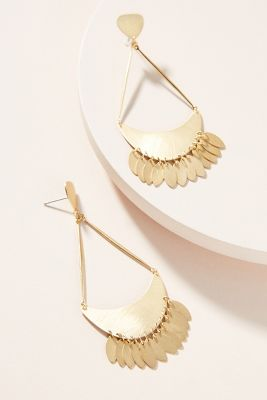 Phoebe Drop Earrings by Anthropologie
