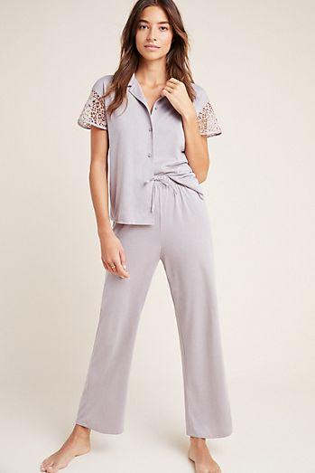 82a219bed Women's Pajamas - Sleep Tops & Pants | Anthropologie