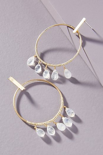 e6f4d14d7 Hoop Earrings & Circle Earrings   Anthropologie