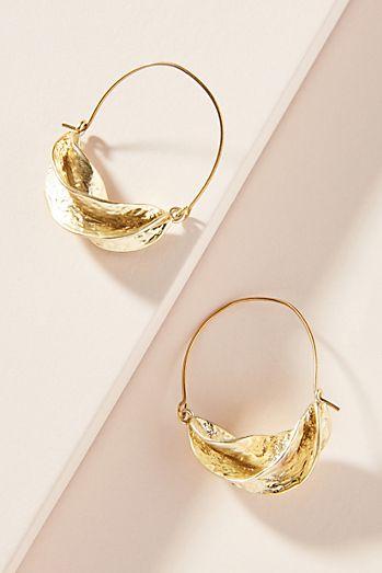 1467377b0 Hoop Earrings & Circle Earrings | Anthropologie
