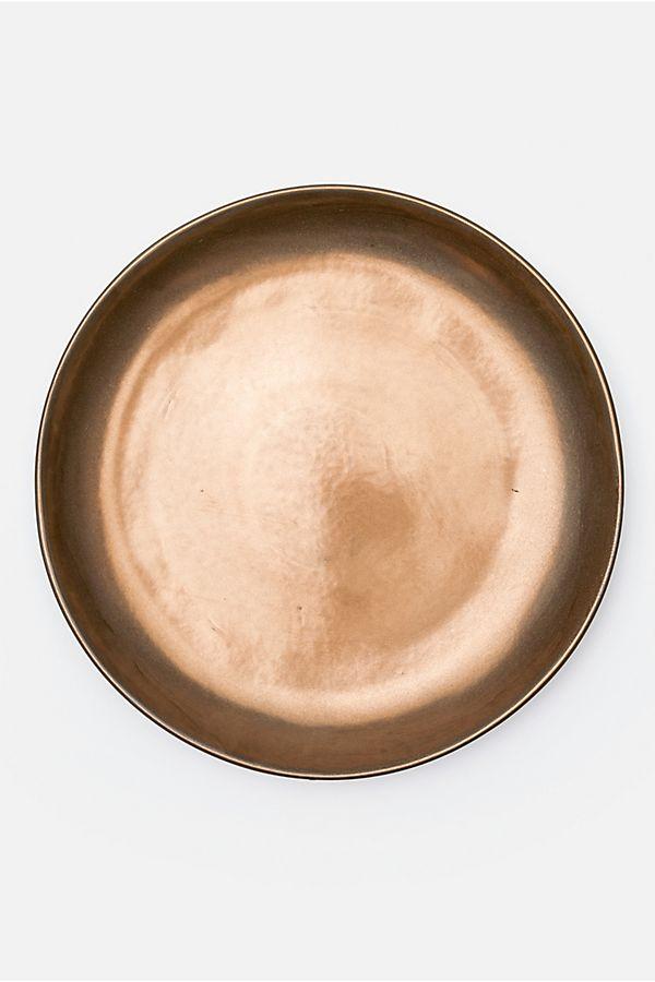 Slide View: 1: Blue Pheasant Jacqueline Dinner Plate, Set of 4