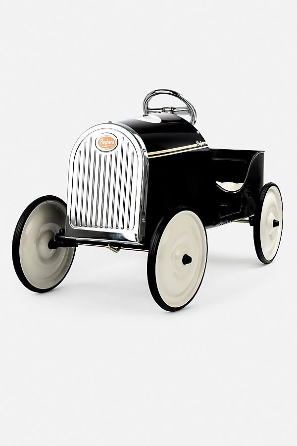 Slide View: 1: Baghera Legend Pedal Car