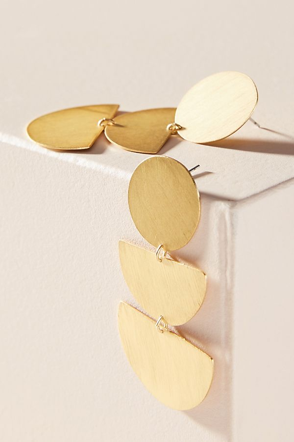 stella-drop-earrings by anthropologie
