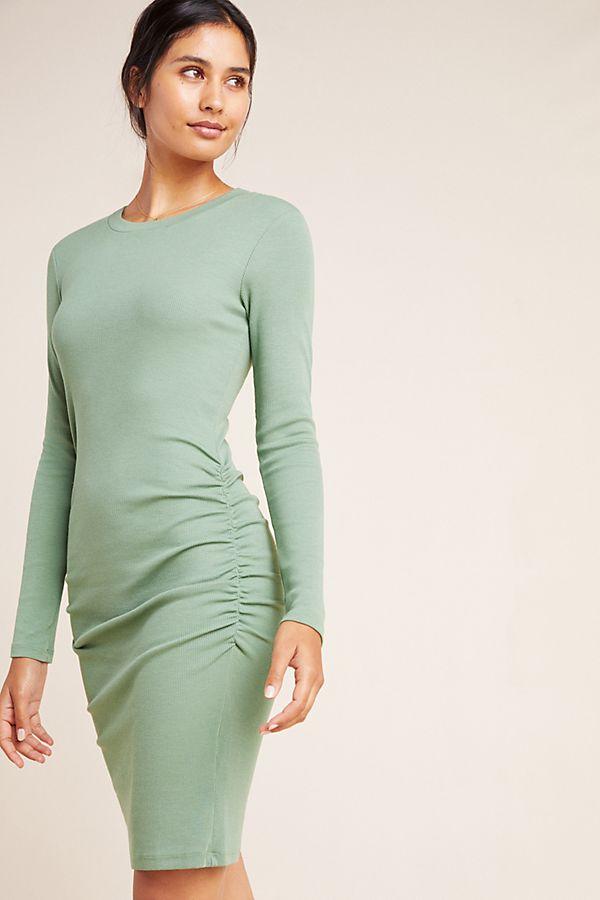 Slide View: 1: Stateside Kate Ribbed Dress